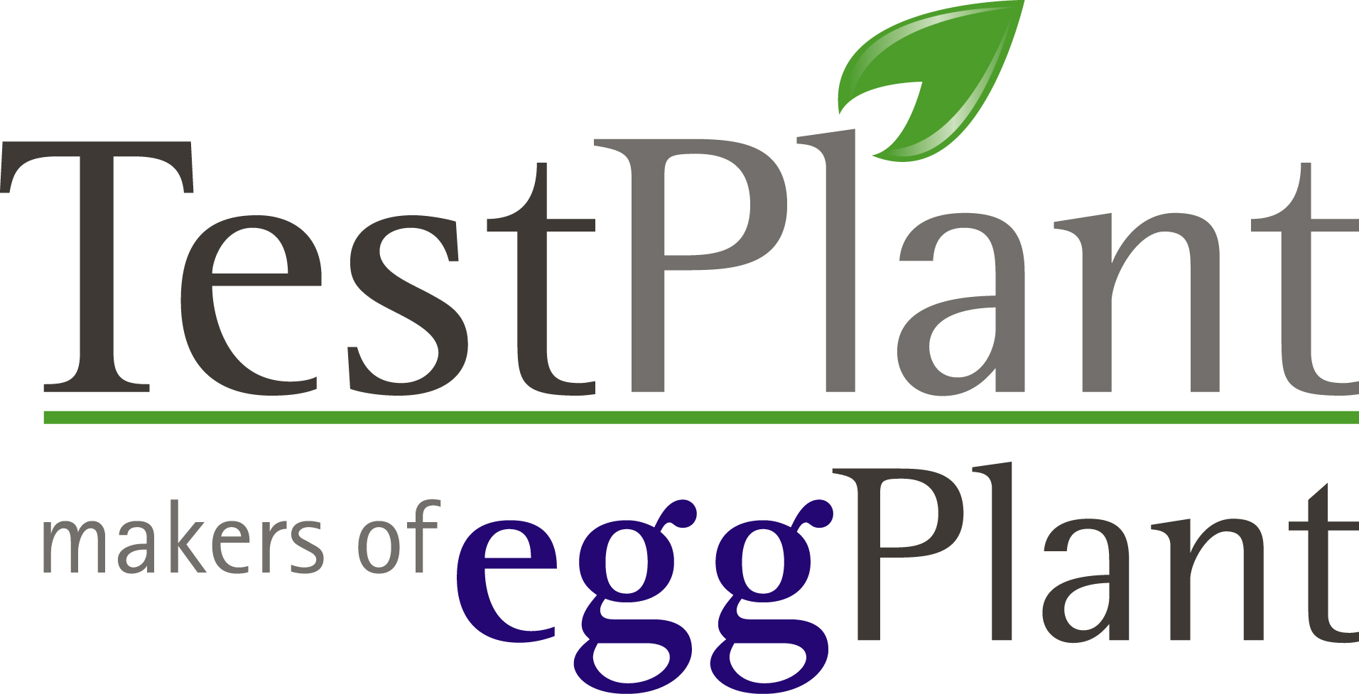 TestPlant - Makers of eggPlant - logo